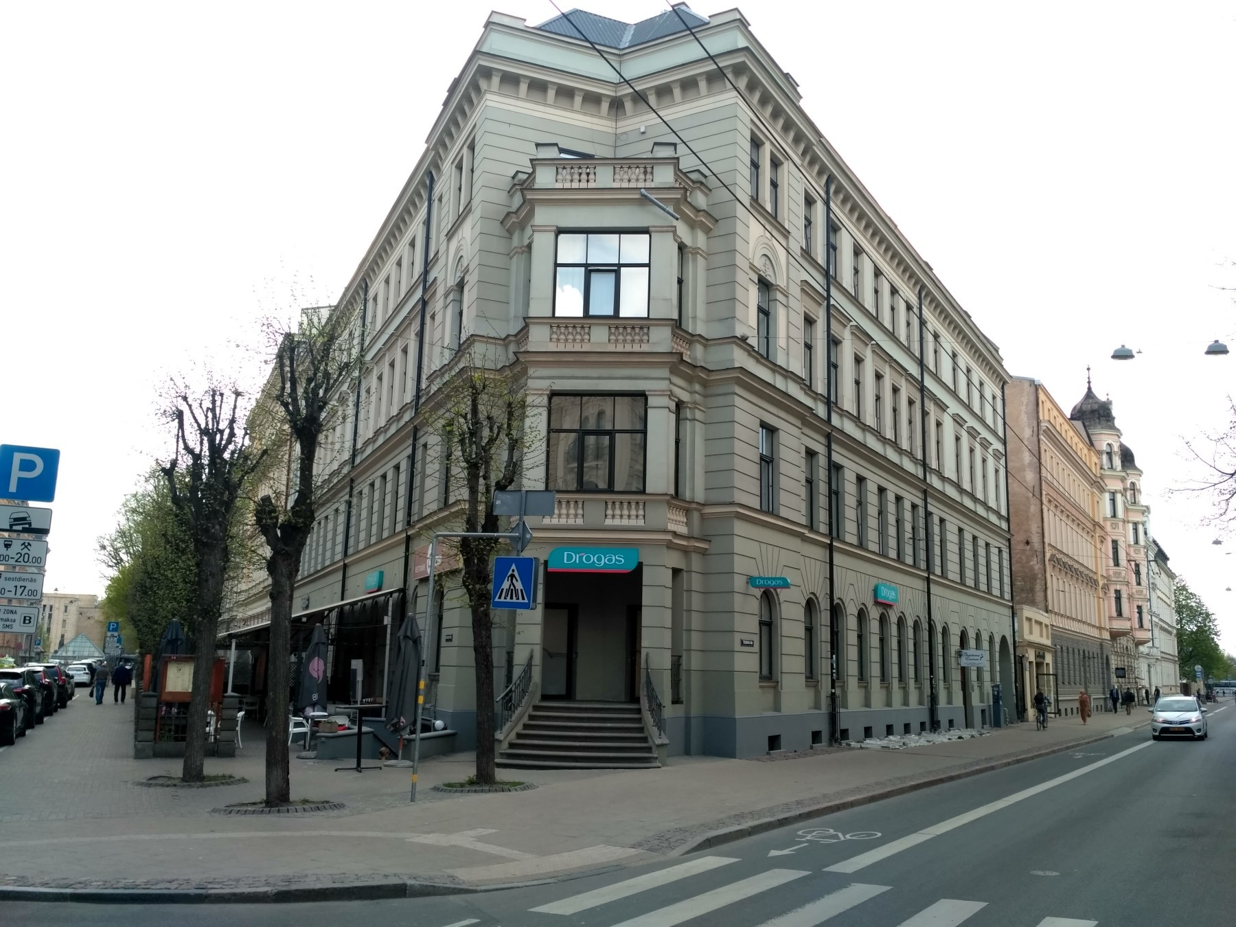 RIGA, CENTRS, Antonijas - 9