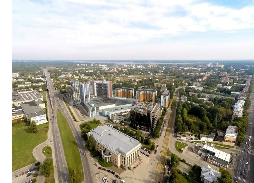 RIGA, TEIKA, Gustava Zemgala gatve - 74A