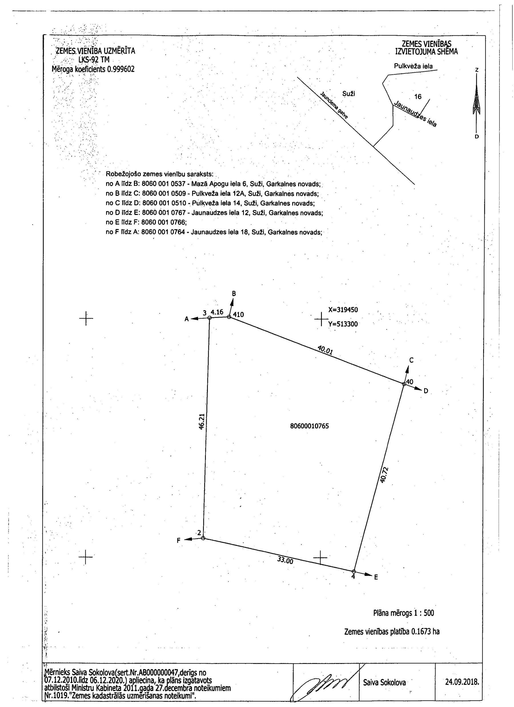 GARKALNES, SUZI, Jaunaudzes - 16