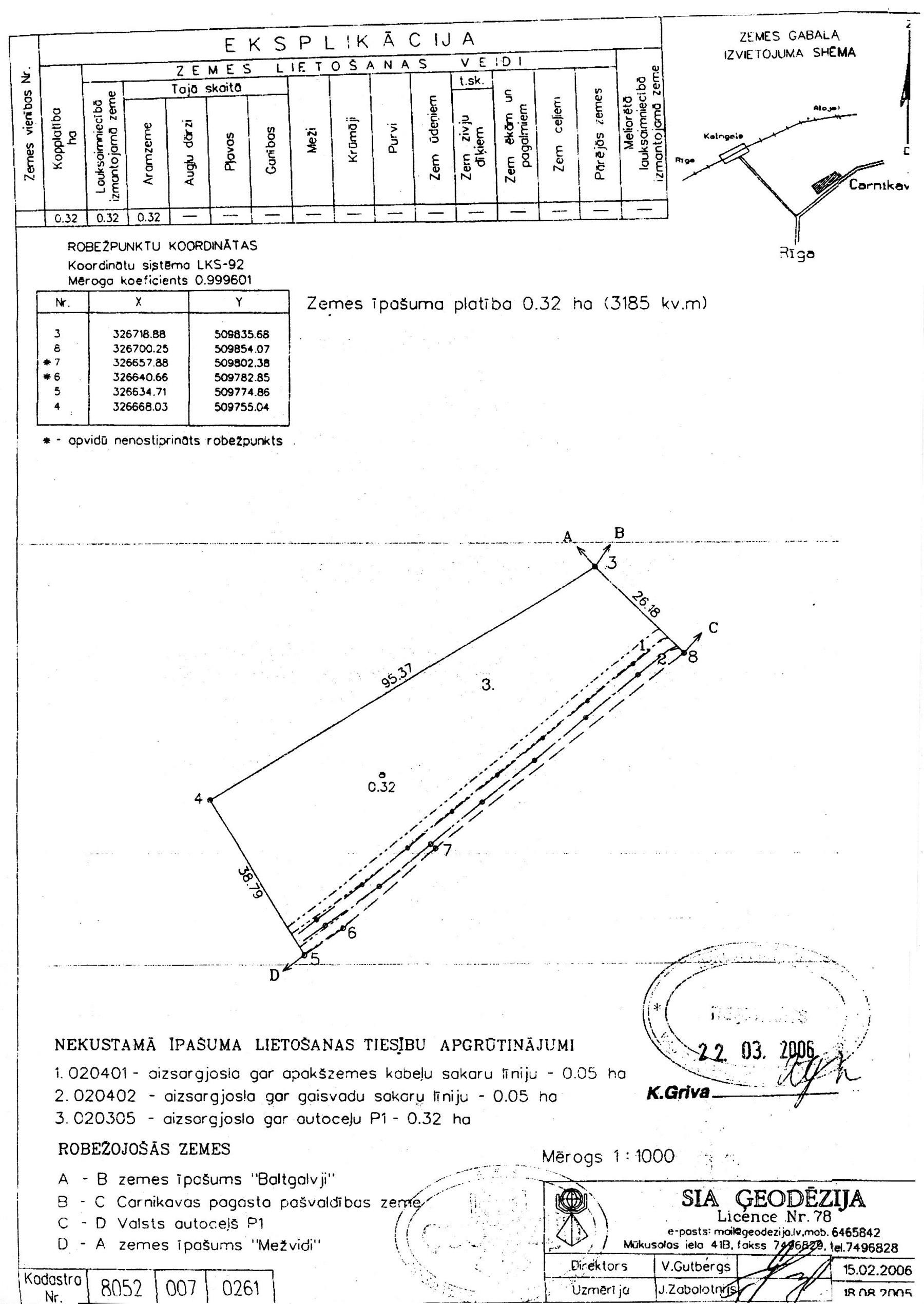 CARNIKAVAS, KALNGALE
