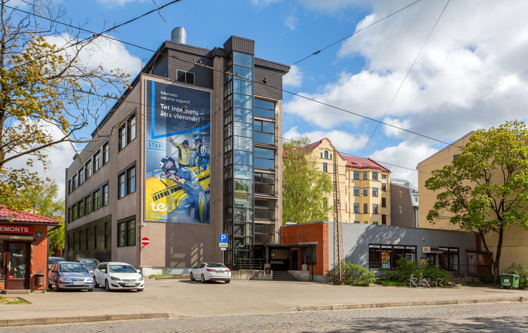 RIGA, CENTRS, Tallinas - 4